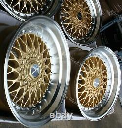Alliage Roues 16 Rs Pour Ford B Max Cortina Courier Ecosport Escort 4x108 Or