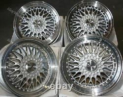 Alloy Wheels 15 Vintage Pour Ford B Max Cortina Courier Ecosport Escort 4x108 Sp