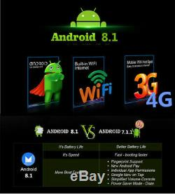 Bluetooth Stereo Radio 10.1in 1din Android Navigation Gps Autoradio Head Unit