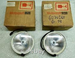 Cortina Escort Capri Taunus Granada Fiesta Véritable Ford Nos Spot Light Lamp Set