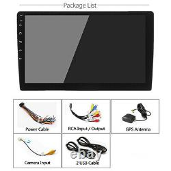 Double 2din 9 Android 9.1 Voiture Stereo Radio Mp5 Player Ram 2 Go Rom 32 Go Gps Wifi