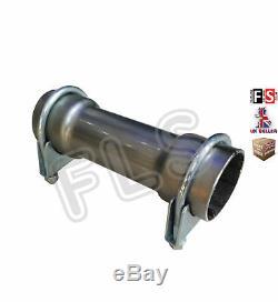 Echappement Universal Backbox Raccord De Tuyau Manche Joint Adapter 48 MM Ford 1