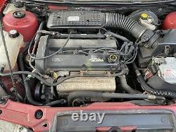Ford 1.8 Zetec Moteur Blacktop Moteur Mk2 Escort Anglia Fiesta Capri Cortina