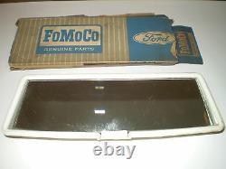 Ford Cortina Mk2 Miroir Plongeant (prismatic). Véritable Nos. Capri Escort Mk1 Gt Lotus