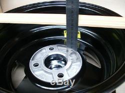 Ford Escort Capri Cortina 7x13 Roues En Alliage Set Jbw Rs4 Spoke Style 13x7 7 X 13