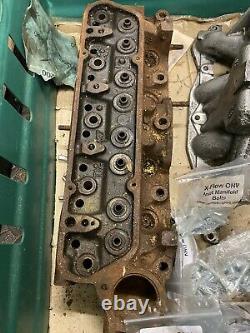 Ford Escort Cortina 1300 Crossflow Xflow Engine 711m Reconstruction Professionnelle