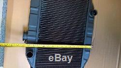 Ford Escort Cortina Capri Mk 1 2 Mk1 Mk2 1,3 1,6 Gt Quality Recon'd Radiât J15