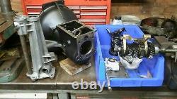 Ford Escort Mk1 Mk2 Gearbox Type 2 Reconditionné Cortina Capri Xflow Crossflow