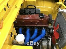 Ford Escort Mk2 Mk1 Pinto 4 Collecteur D'échappement De Performance De La Direction Capri Cortina