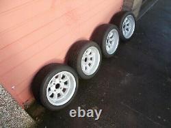 Ford Escorte, Cortina, Anglia, Alliages Plats Profonds