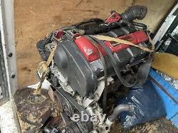 Ford Focus St170 Moteur Mk2 Escort Conversion Rwd Zetec Duratec Anglia Cortina