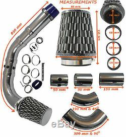 Froid Universal Flux Performance Air Feed Induction Apport Kit Ford 1
