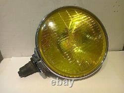 Lucas Clr700s Amber Fog Lamp Nos Bmc Mini Healey Ford Escort Cortina Zodiac Mg
