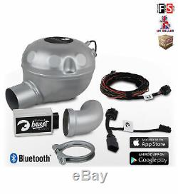 Maxhaust Active Son Booster V8 Simulation Son Option Bluetooth App-frd1