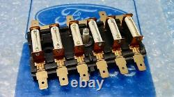 Mk1 Escort Twin Cam Rs1600 Mk2 Cortina Gt 1600e Lotus Gen Ford Nos Fuse Box Assy