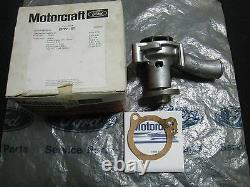 Mk1 Mk2 Cortina Gt 1600e Capri Escort Anglia Véritable Ford Nos Water Pump Assy