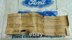 Mk1 Mk2 Mk3 Cortina Escort Capri Rs Gt Genuine Ford Nos Bonnet Lock Striker Assy