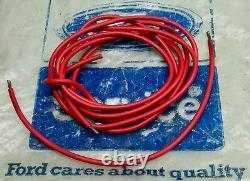 Mk1 Mk2 Mk3 Escort Cortina Capri Véritable Ford Nos Electric Boot Release Kit