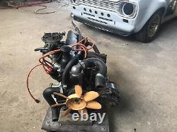 Mk2 Ford Cortina 1600e Moteur 1600cc Ford Crossflowith Mk1 M2 Cortina Et Escorte