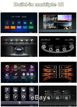 Paire De 11,6 '' Android 7.0 Ram 2 Go 16 Go Rom Quad-core Moniteurs Car Hdmi Bt Têtière