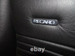 Rs Recaro Cuir, Sièges Ford, Escort, Sierra, Capri, Cortina, Anglia