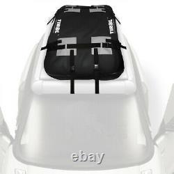 Sac De Toit Car Top Car Car Carrier Box Waterproof Voyage Pour Les Voitures Avec Rails De Toit
