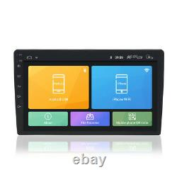 Simple Din Android8.1 10 Car Stereo Radio Navigation Gps Wifi Dab Miroir Lien