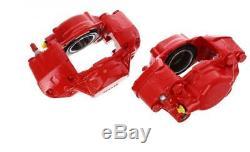 Type 16 Ford Capri Brake Calipers Cortina Escort Grenade Nouveau Oe Qualité Red 4/5