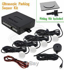 Universal Radar Inverse Parking Capteurs Système D'alerte Kit Avec Son Ford 1