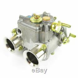 Véritable Kit Double Carburateur Weber 40dcoe Pour Ford Escort Cortina X / Débit 1.6 / 1.7