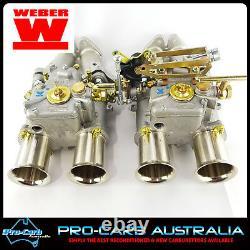 Weber 45 Dcoe Ford Pinto Carburetor Package Lp1000 Linkage 4 Cyl Escort Cortina